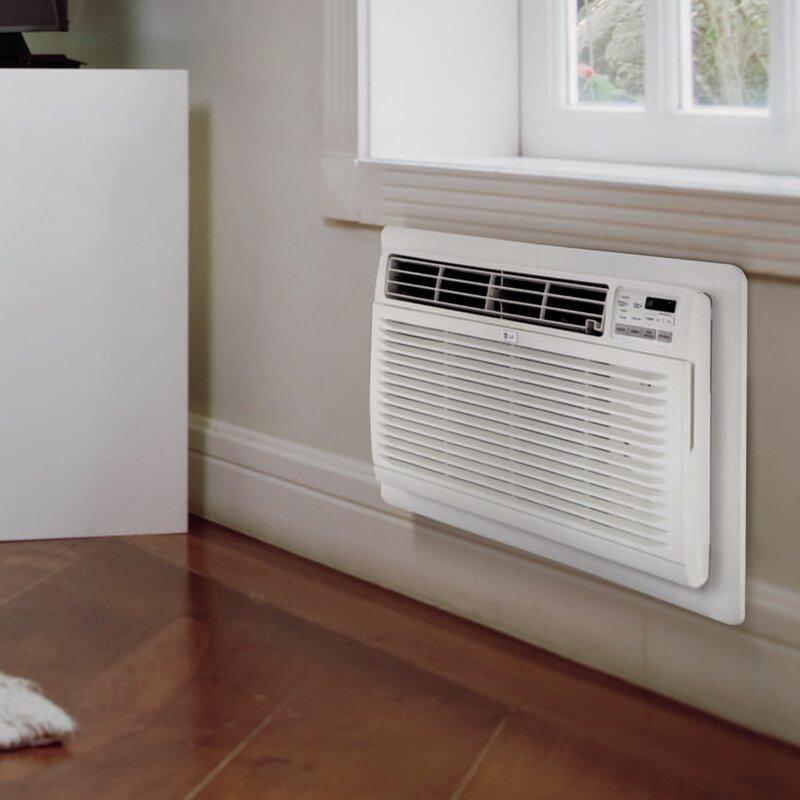 Lg 8 000 Btu Energy Star Through The Wall Air Conditioner