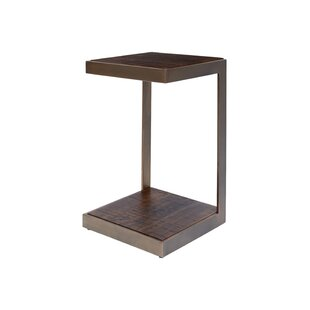 Buying Carroll End table with tray by 17 Stories