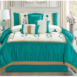 Elight Home Emma 7 Piece Comforter Set
