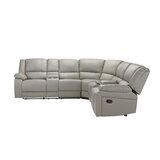 Aswad 108.25 Pillow top Arm Sofa Chaise by Latitude Run®
