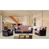 Gershom 3 Pieces Sleeper Living Room Set by Red Barrel Studio®
