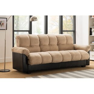 Latitude Run Capri Storage Convertible Sofa
