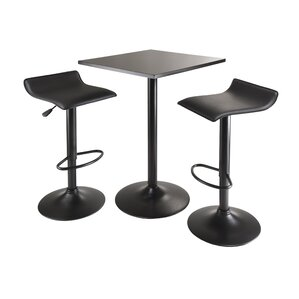 Avery 3 Piece Dining Table Set by Zipcode..