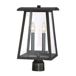 Price Check Calderwood 2-Light Lantern Head By Designers Fountain