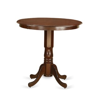 Jackson Counter Height Solid Wood Dining Table by East West Furniture Find