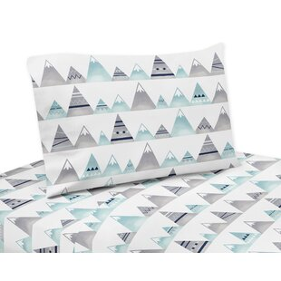Sweet Jojo Designs Fox Patch 3 Piece Sheet Set