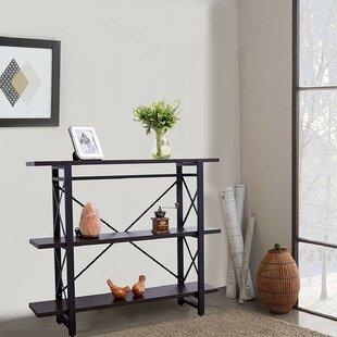 Carreras 3 Tier Etagere Bookcase