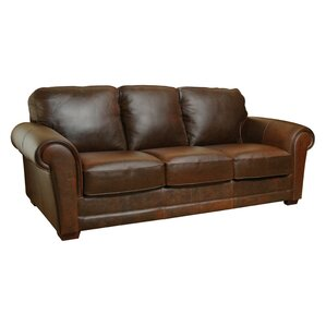 Mark Leather Configurable Living Room Set by Luke Leather