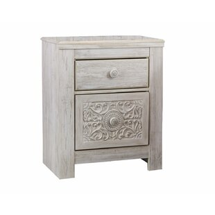 Copeland 2 Drawer Nightstand by Trule Teen