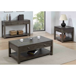 Close 3 Piece Coffee Table Set