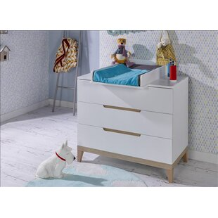 Evidence 3 Drawer Dresser By Sofamo