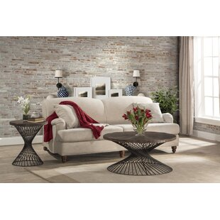 Abigail 2 Piece Coffee Table Set