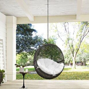 Modway Hide Swing Chair
