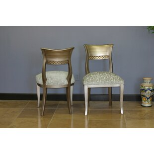 Maberry Upholstered Dining Chair by Astor..