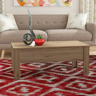 Affordable Price Chickerell Lift Top Coffee Table with Storage by Ebern Designs
