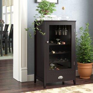 Bangor 20 Bottle Floor Wine Cabinet by Darby Home Co