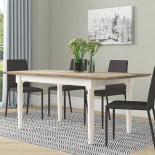 Darci Extendable Dining Table By Brambly Cottage