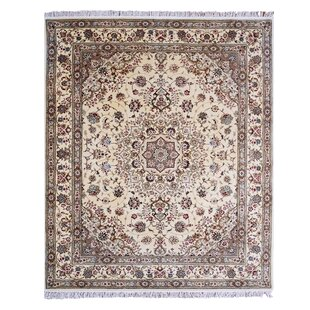 Drexel Heritage Hand Tufted Beige/Brown Area Rug