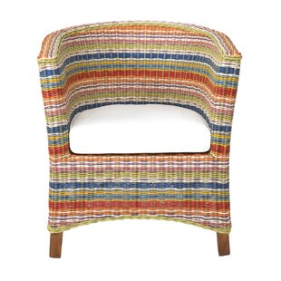 Saragosa Barrel Chair by Bay Isle Home