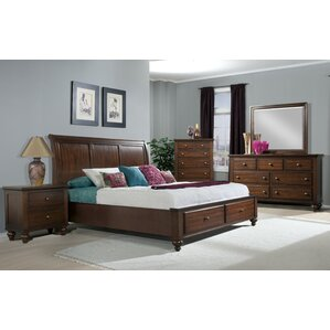 Verrett Platform Bed by Darby Home Co