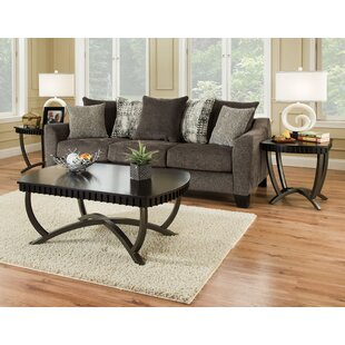Mcfarren 3 Piece Coffee Table Set