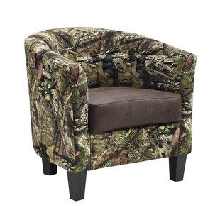 Winston Porter Upney Barrel Chair