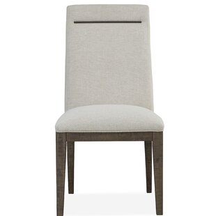 Norah Upholstered Dining Chair (Set of 2) by Foundry Select