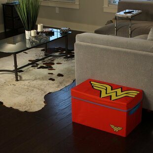 Wonder Woman Toy Box by Everything Mary