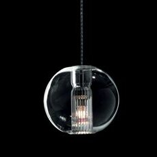 Brayden Studio Christy 1-Light Globe Pendant