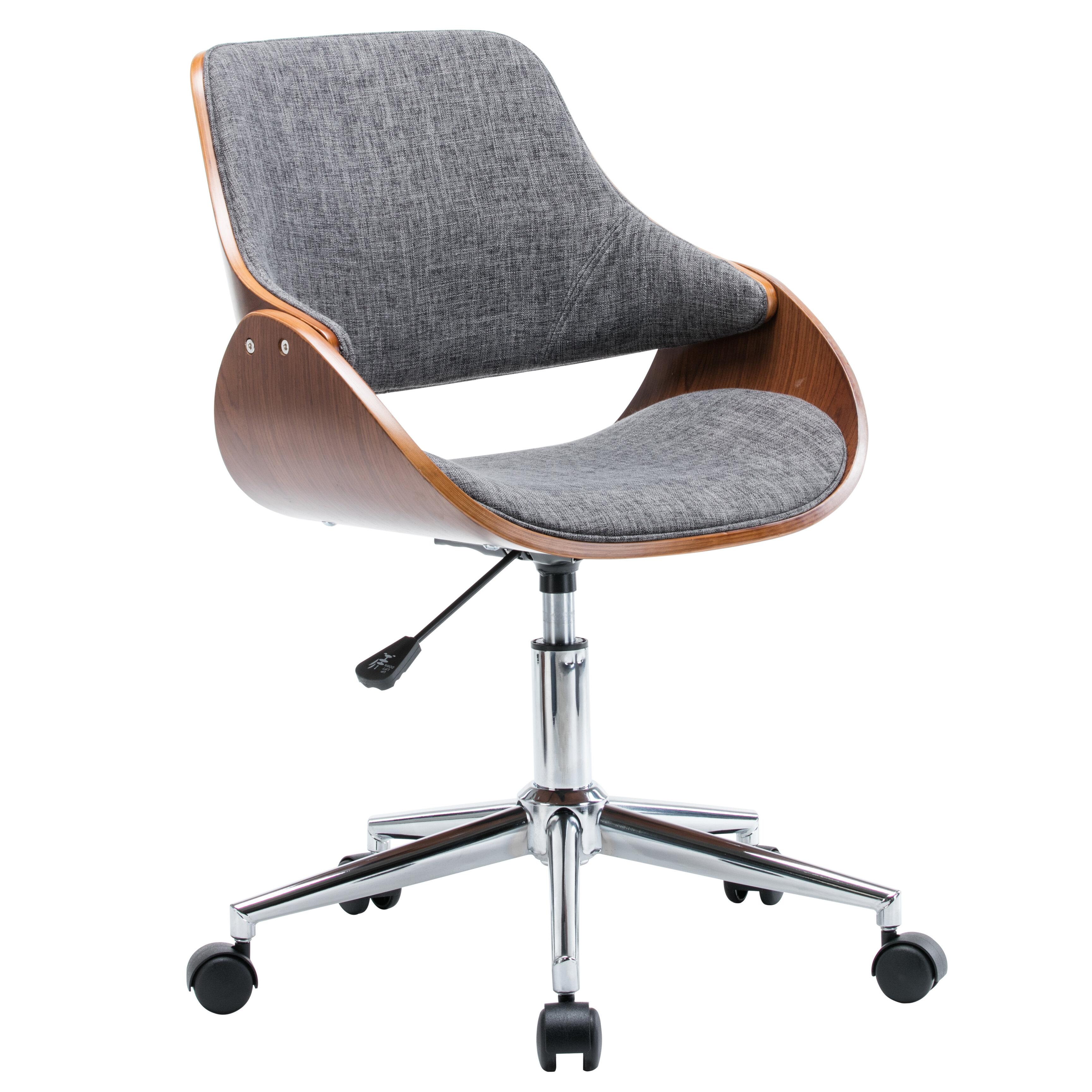 Brilliant George Oliver Dimatteo Task Chair Reviews Wayfair Unemploymentrelief Wooden Chair Designs For Living Room Unemploymentrelieforg