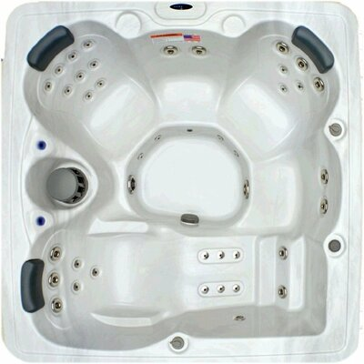 Home and Garden Spas 5-Person 51-Jet Hot Tub