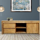 Ankney Solid Wood TV Stand for TVs up to 70 by Foundry Select