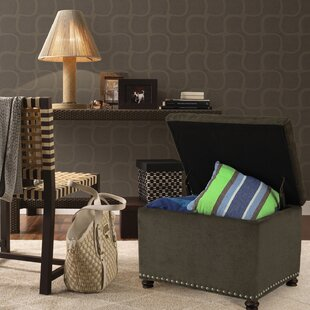 Willa Arlo Interiors Grove Hill Storage Ottoman