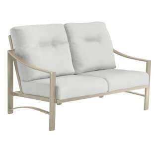 Tropitone Kenzo Loveseat with Cushions