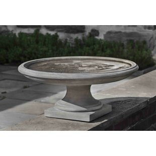 Campania International Montebello Birdbath