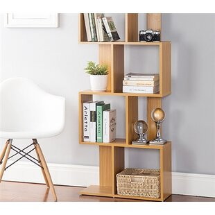 Remillard Geometric Bookcase by Latitude Run