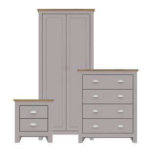 Leawood 3 Piece Bedroom Set By Beachcrest Home