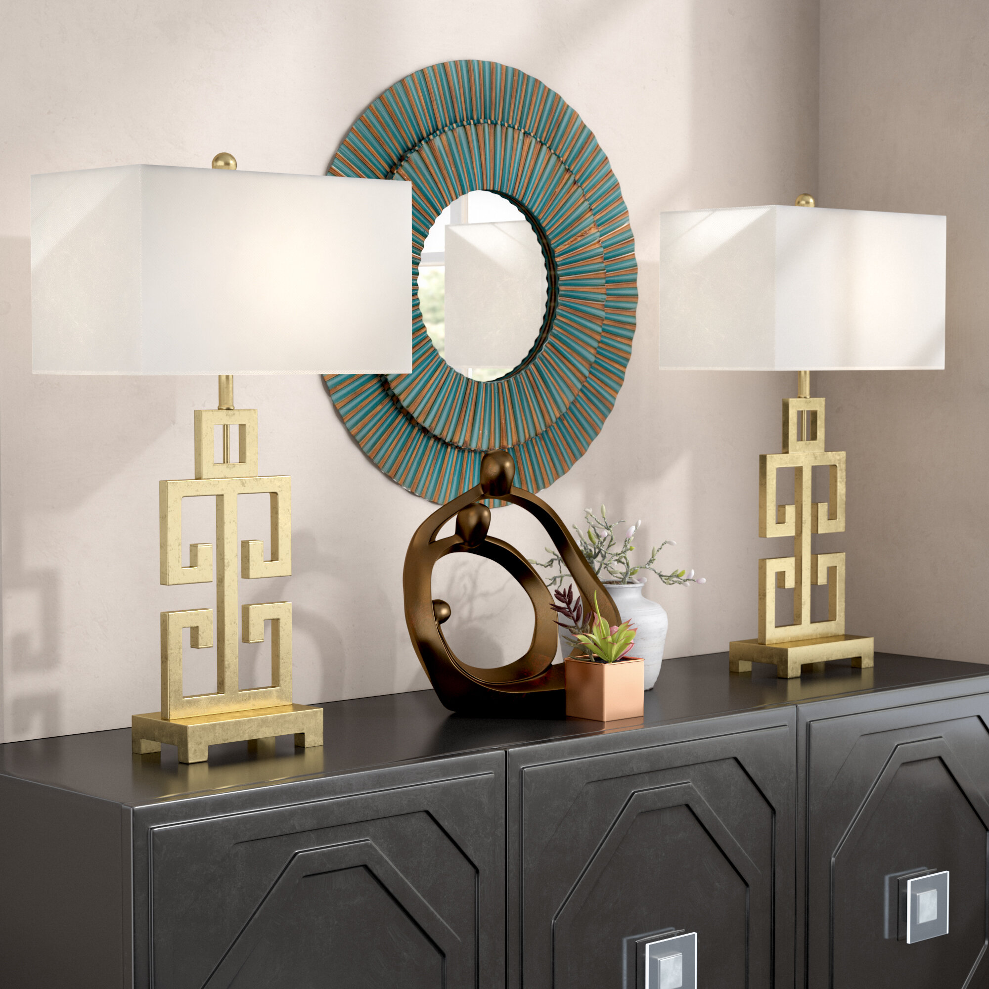 Gold Table Lamps You Ll Love In 2020
