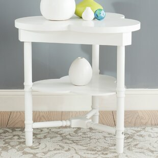 Mckayla Clover End Table