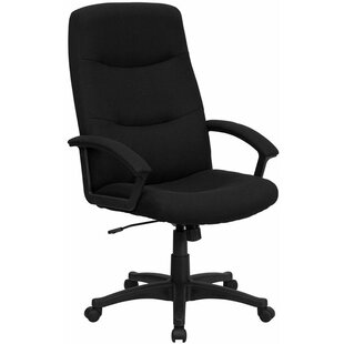 Kruger Executive Chair by Symple Stuff Best #1