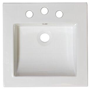 17 inch  Single Bathroom Vanity Top