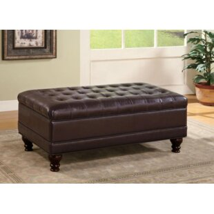 Harvill Storage Ottoman by Alcott Hill