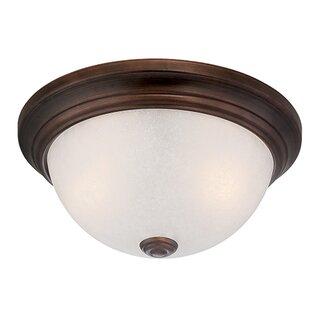 Millennium Lighting 2-Light Flush Mount