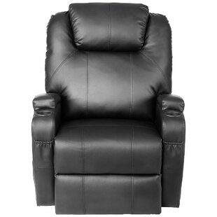 Leather Reclining Massage ..