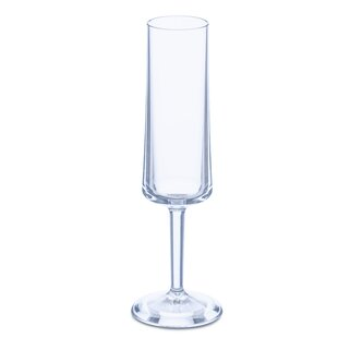 Dolson 3 oz. Glass Flute (Set of 6)