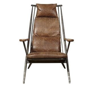 Chief Leather Armchair by Highway To Home