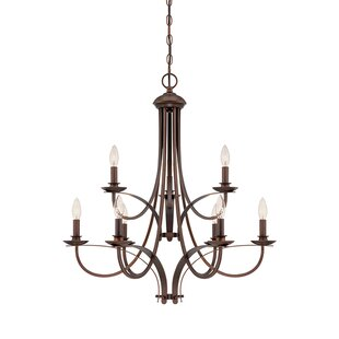 Topsham 9-Light Chandelier by Fleur De Lis Living