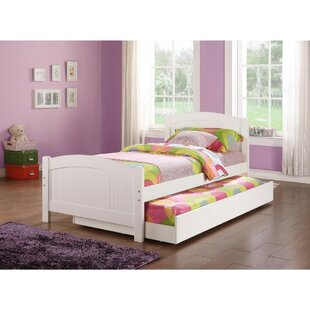 Great Price Creeve Fascinating Platform Bed By Harriet Bee