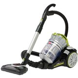Bissell PowerClean Multi Cyclonic Bagless Canister Vacuum with PowerFoot