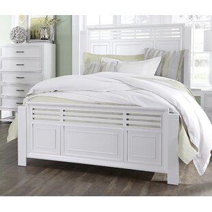 Beachcrest Home Elosie Panel Bed